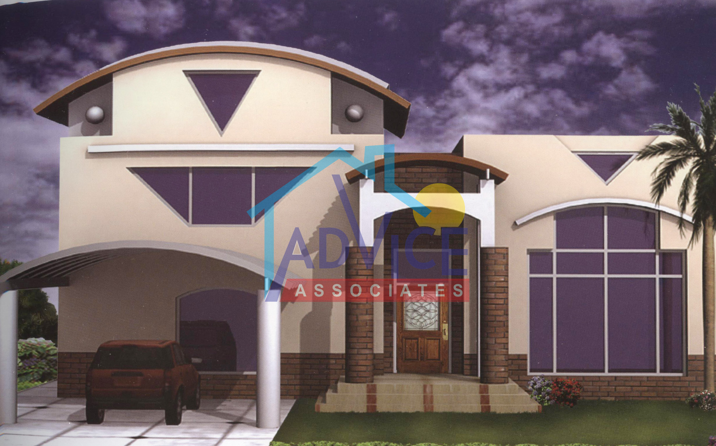 House Design 5 Marla, 10 Marla, 1 Knal FDA City Faisalabad