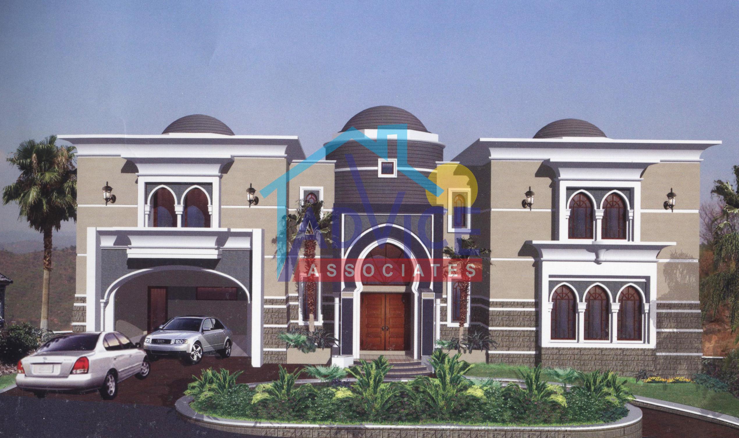 House Design 5 Marla, 10 Marla, 1 Knal FDA City Faisalabad.Faisalabad ...